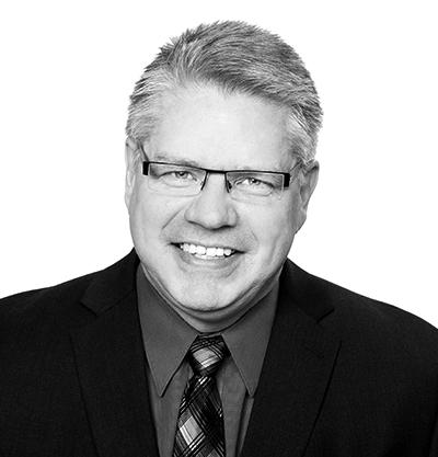 Brad Osborn, CEO